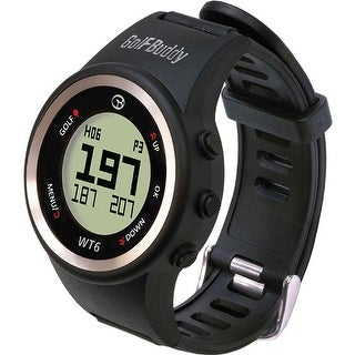 Golf buddy gb9-wt6 golfbuddy- wt6 gps watch