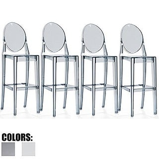 Buy Set Of 4 Counter Amp Bar Stools Online At Overstock Com