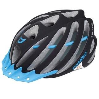 Catlike Vacuum 850157-02-S Black with Blue Small Bike Helmet