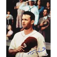 Tom Hanks Signed 11x14 A League Of Their Own Photo PSA AD83932