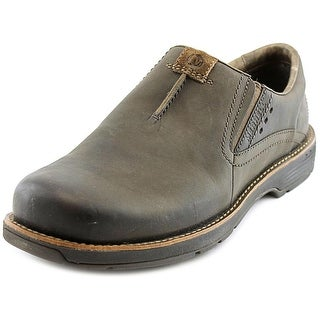 Merrell Realm Moc Round Toe Leather Loafer