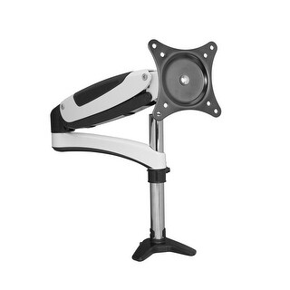 Siig Tilt And Swivel Monitor Desk Mounting Kit - White (Ce-Mt1h12-S1) By Siig