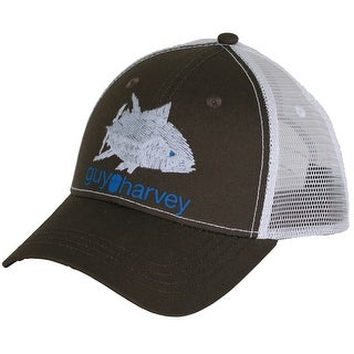 Guy Harvey Unisex-Adult Skribbler Ball Cap