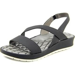 Life Stride Progress W Open-Toe Faux Leather Slingback Sandal