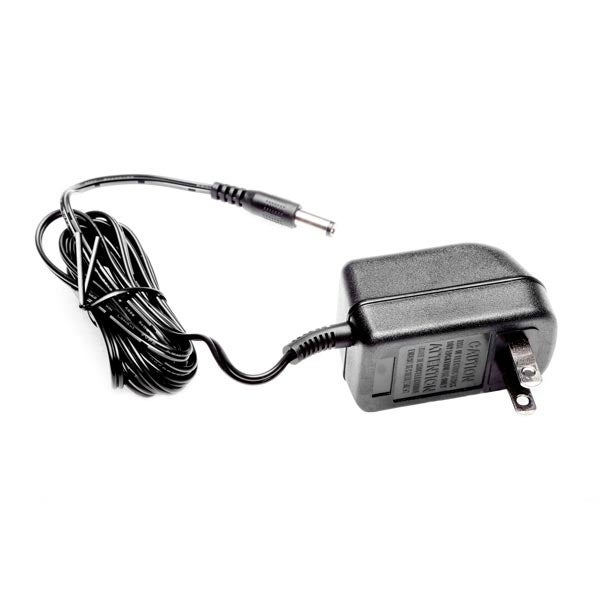4-Way Powered Emergency Weather Alert Radio - Adapter
