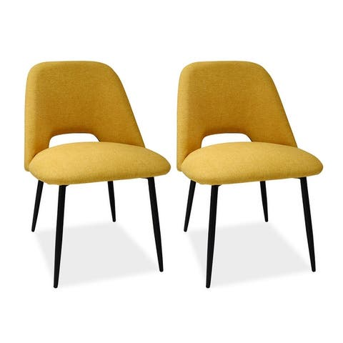 Modern Home Office Chair (Set of 2)