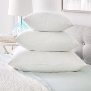 Link to 1221 Bedding Decorative Pillow Inserts (Set of 2) Similar Items in Pillows