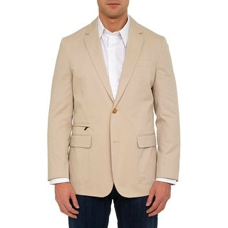 Robert Graham Mens Julian Classic Fit Long Sleeves Two-Button Suit Jacket
