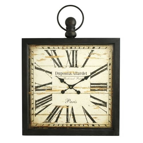 Aspire Home Accents 5134 Olivia Square Wall Clock