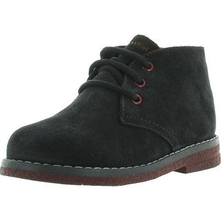 Primigi Boys Zizzy Lace Up Casual Chukka Boots