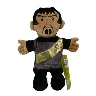 Star Trek Klingon Plush Chew Toy - multi