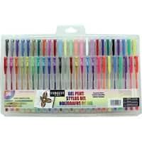Sargent Art Gel Pen Set 50/Pkg-Assorted