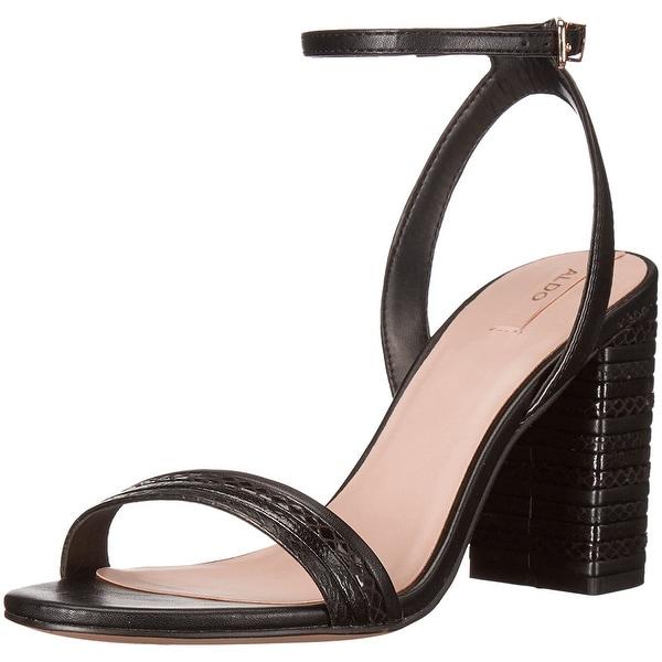 Aldo Womens Isabella Open Toe Casual Ankle Strap Sandals