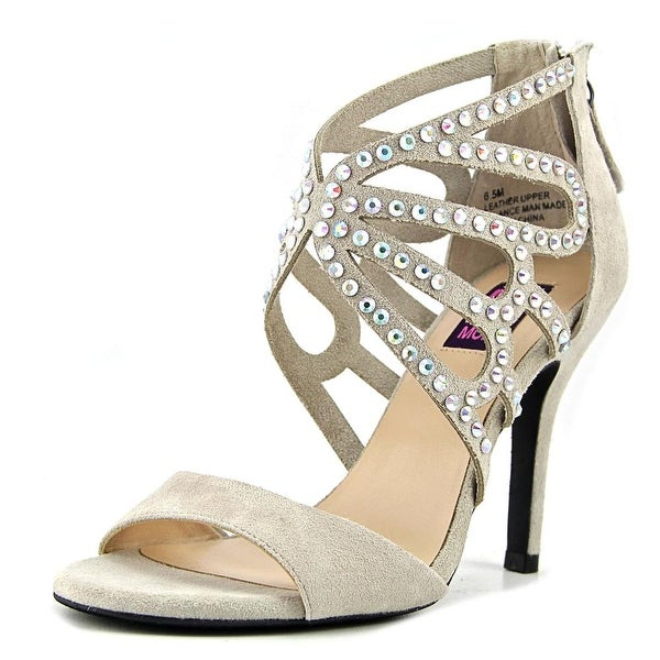 Mojo Moxy Mystery Women Taupe Pumps