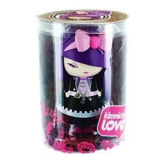 """Kimmidoll Love 4"""" Doll Eve Elle - multi"""