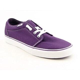 Vans 106 Vulcanized Men Canvas Purple Fashion Sneakers