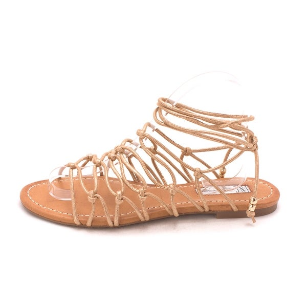 INC International Concepts Womens gallen Open Toe Casual Strappy Sandals