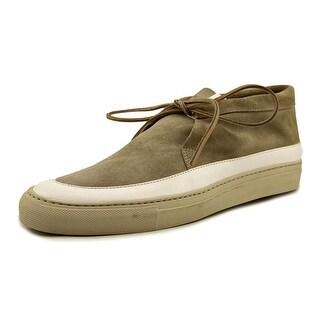 Buttero B6304 Men   Suede Tan Fashion Sneakers