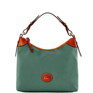 Dooney & Bourke Nylon Large Erica (Introduced by Dooney & Bourke at $149 in Apr 2015) - Sage