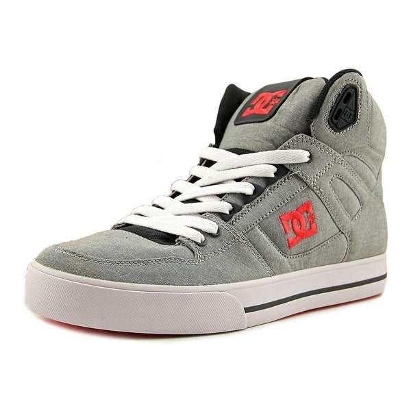 42f2fac77954 Shop DC Shoes Spartan High WC SE Round Toe Canvas Skate Shoe - Free ...