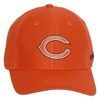 Chicago Bears Reebok Adjustable Hat - Orange