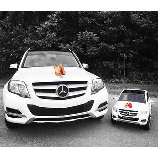 Mercedes Benz GLK 300 12 Volt Powered Ride On