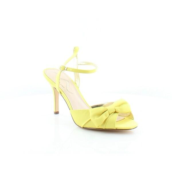 Nina Vashti Women's Heels Canary Yellow