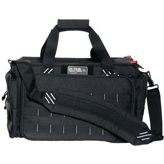 G.P.S. Tactical Range Bag W/Insert Black Gps-T1813Lrb - GPS-T1813LRBT
