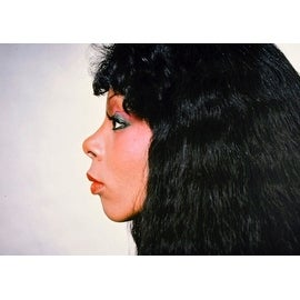 Donna Summer, Vintage 1978 Archival Color Photograph, Jack Mitchell