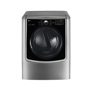 LG DLGX9001 9 Cu. Ft. 29 Inch Wide Energy Star Rated Gas Dryer with Turbo Steam