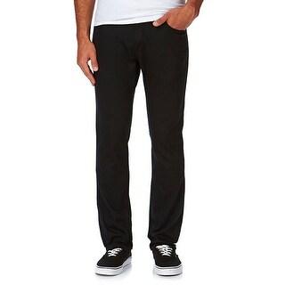 Vans V56 Standard AV Covina II (Black) Pants - Black