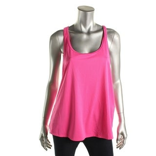 Under Armour Womens T-Back Perforated Tank Top - L