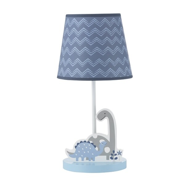 Bedtime Originals Roar Blue Gray