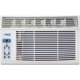 Arctic King AKW08CR61 8000 BTU 115 Volt Window Air Conditioner with Remote Control and Electronic Controls