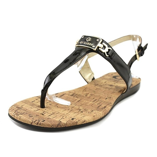 G by Guess Womens Jemma Open Toe Casual Slingback Sandals