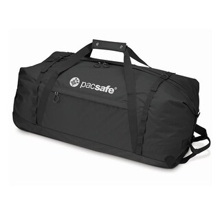Pacsafe Duffelsafe AT120 Anti-Theft Wheeled Adventure Duffel w/ Adjustable Strap