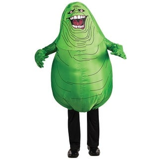 Rubies Ghostbusters Inflatable Slimer Adult Costume - Green - Standard