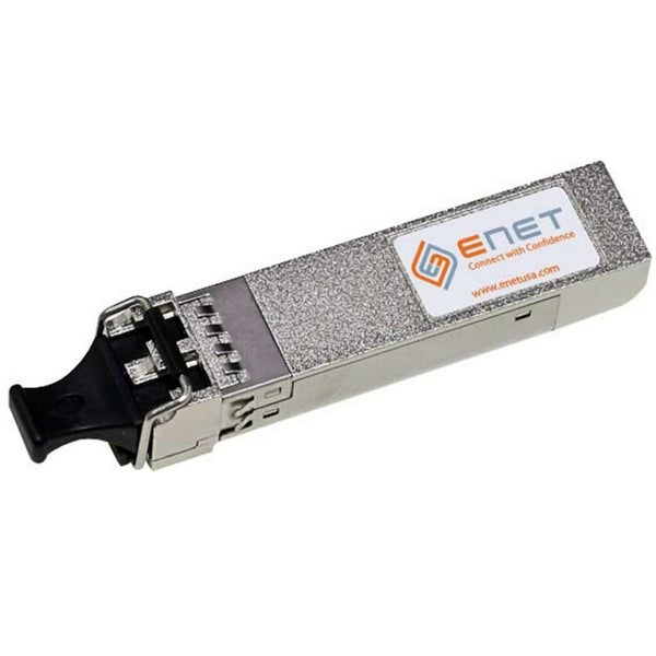 ENET 10309-ENC Extreme Compatible 10309 10GBASE-ER SFP+ 1550nm 40km DOM Duplex LC MMF 100% Tested Lifetime Warranty and