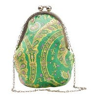 Amy Butler Women's Pretty Lady Mini Bag Feather Paisley Peacock - US Women's One Size (Size None)