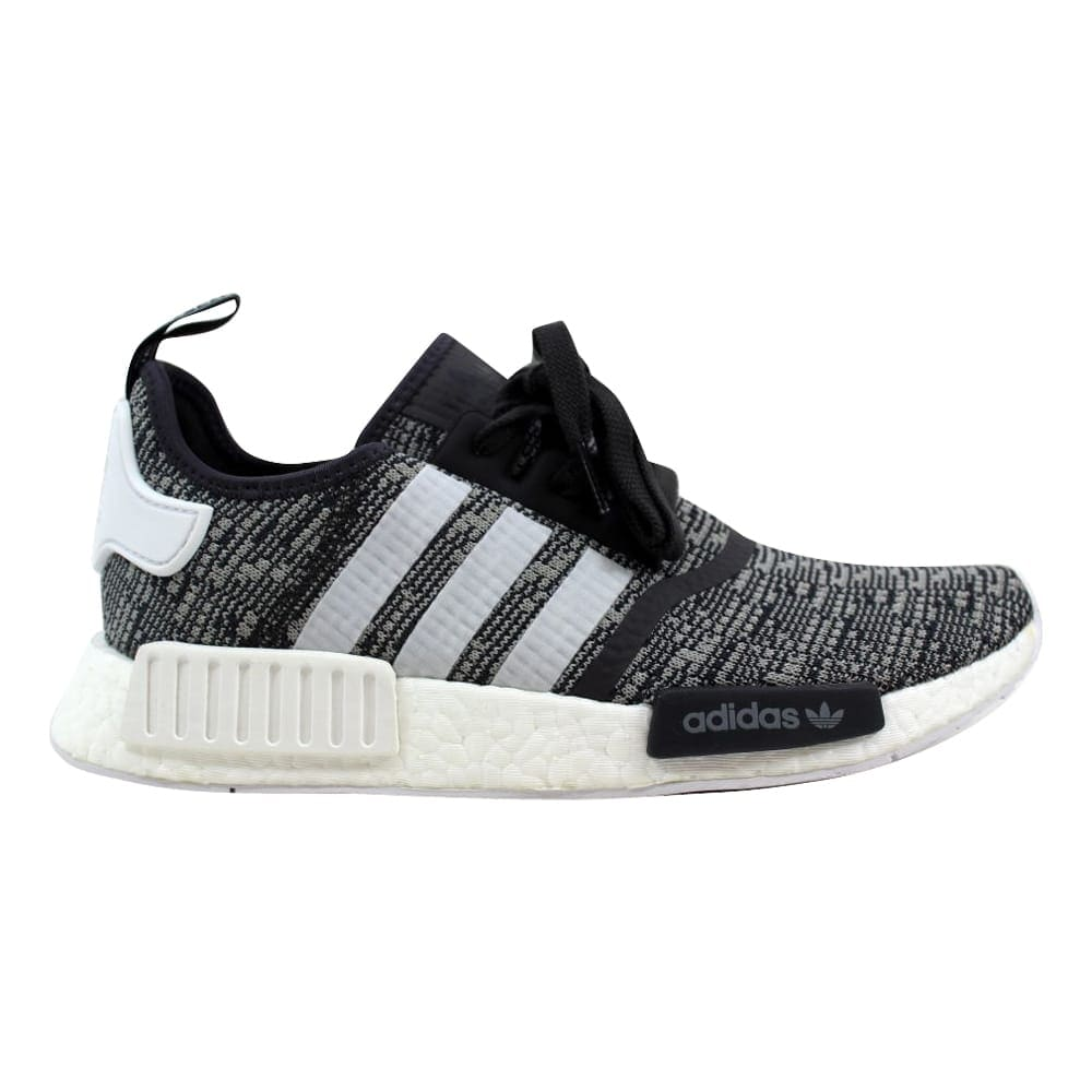 new concept 441ba a56ba Adidas Women's NMD R1 W Black/White-Grey BY3035
