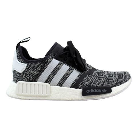 Adidas Women's NMD R1 W Black/White-Grey BY3035