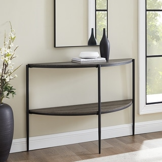 Link to Carson Carrington 48-Inch Half Round Entry Table Similar Items in Living Room Furniture