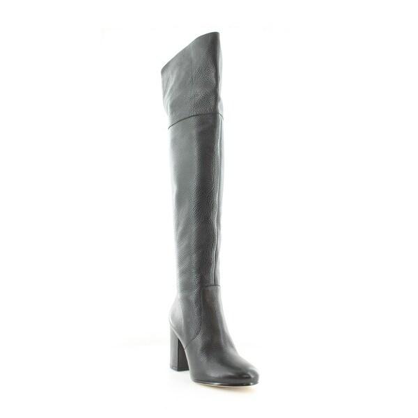 Via Spiga Beline Women's Boots Black - 6