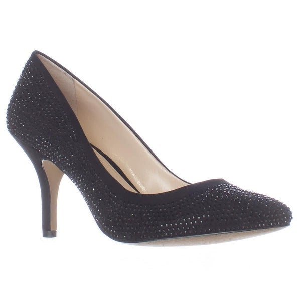 I35 Zitah3 Studded Classic Pumps, Black