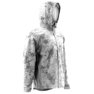 Huk Men's Subphantis Camo SubZero Medium Packable Jacket