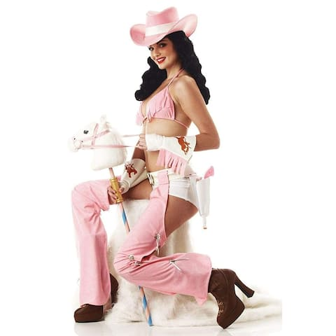 Bettie Page Bronco Buster Bettie Adult Costume