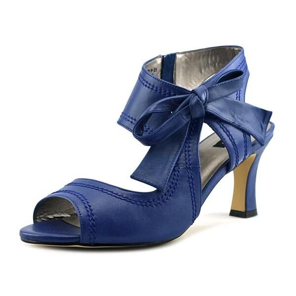 Array Scarlet Royal Blue Sandals