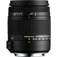 Sigma 18-250mm F3.5-6.3 DC Macro HSM for Pentax K Cameras (Open Box)