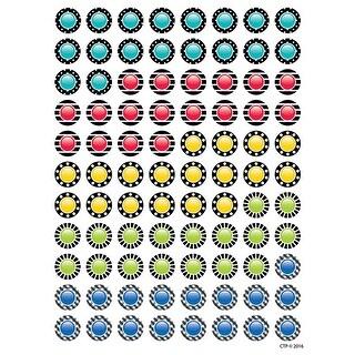 Bold Bright Dazzling Dots Hot Spots