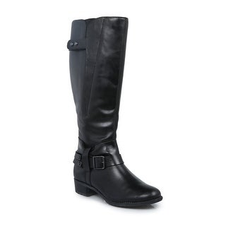 """Hush Puppies Women's Chamber 12"""" Boot Wide Calf